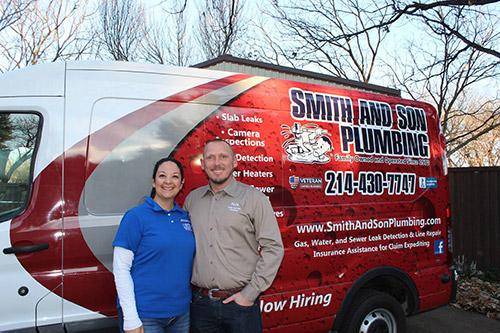 Best plumbing contractors in Frisco, TX | Smith and Son Plumbing
